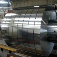 Galvanized Cold Rolled Strip Steel 10.5mm - 600mm Width 0.20 -1.0mm Thickness Manufactures