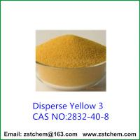 Disperse Yellow 3; cas no:2832-40-8 Manufactures