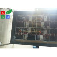 Quality P4 Full Color LED Screen Sign With 3G Remote Control For Street Light Poster Display for sale