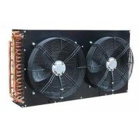 Refrigeration Ac Heat Transfer Exchanger Corrosion Proof Pleasant Looking With Fan Motor Manufactures