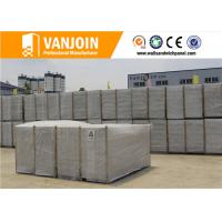 Buy cheap Indonesia Fireproof EPS Cement Sandwich Panel , Lightweight Insulated Wall from wholesalers