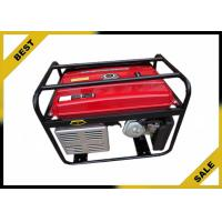 China Overload Protection Gasoline Powered Generator 80 Kg , Gas Powered Portable Generator Air Cooling on sale