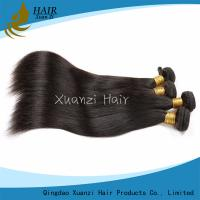 Soft SmoothStraight Virgin Human Hair Extensions Raw Unprocessed 100%  8 - 32 Inches Manufactures
