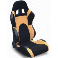 Modern Adjustable Custom Racing Seats With Rails And Logo , Easy To Install Manufactures