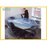 Buy cheap Size Customized Temporary Protective Film Clear Self Adhesive Film Anti Dust For from wholesalers