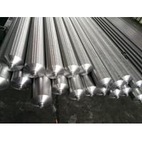 Customized Precision Steel Shaft / Precision Ground Shaft 42CrMo4 Manufactures