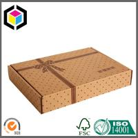 Small Size Corrugated Shipping Box; T Shirt Packaging Box; E Flute Shipping Box Manufactures