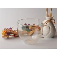 Pyrex Double Wall Glass Tea Infuser , Double Walled Thermo Glasses Manufactures