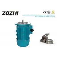 B14 Flange S1 Duty AC Induction Motor For Coffee Roasting Machine Manufactures