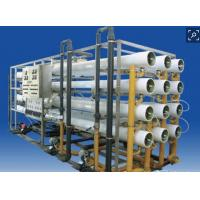 Reverse Osmosis Filter Drinking RO Water Treatment Plant For Mineral Water Manufactures