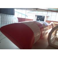 Durable Large Inflatable Water Toys Water Catapult Blob With Logo Printing Manufactures