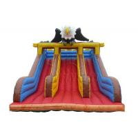 Eagle Large Inflatable Slide , Commercial Inflatable Water Slides For Adults Manufactures