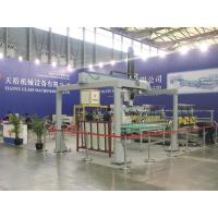 China Industrial Automatic Glass Processing Machine For Tempered Glass Production Line on sale