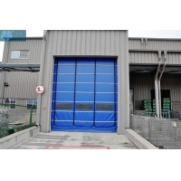 100mm 0.3m/S PVC Rolling Shutter With Infrared Control Manufactures