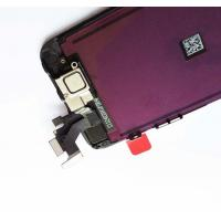 Quality LCD iPhone Touch Screen Digitizer Purple / Black For iPhone 5 for sale
