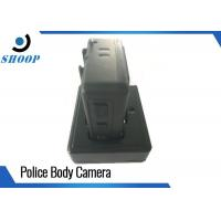Wireless Police Force Tactical Body Camera , Small Police Body Camera One Button Manufactures