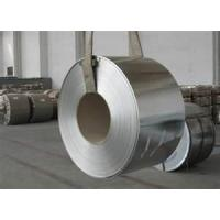 JIS G3303 T6 / DR7 0.13 - 0.30mm * 600mm - 1250mm * C 2.8 / 2.8 zinc coating Tinplate Coil Manufactures
