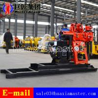 HZ-130YY Portable hydraulic well drilling machine bore well drilling machine has high oil pressure and more efficiency Manufactures