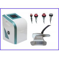 Facial Cryolipolysis Machines With Cavitation And RF , Weight Loss Equipment Manufactures