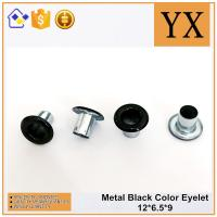 Buy cheap High Quality Wholesale Price Colored Eyelets for Handbag Hardware from wholesalers