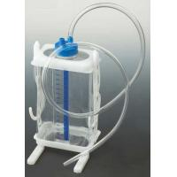Quality Plastic Examination Therapy Equipments Disposable Medical Products Thorax Drainage Bottle for sale