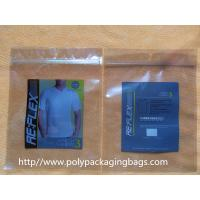Resealable Clear Ziplock Bags Anti Static Packaging Personalized Manufactures