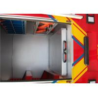 Fire Truck Flat Tray And Alumina Alloy Material Drawer With Locking Mechanism Manufactures