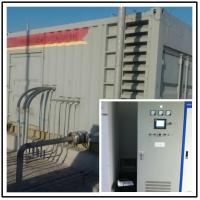 Insulated 1000Nm3 Natural Gas Compressor Stations CNG Fuel Stations Manufactures