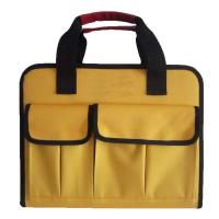 Tote Soft  Nylon  Mechanic Tool Bag With Multiple Pockets Size Customized Manufactures