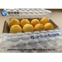 Food Grade Air Cushion Film 400 X 288mm Air Cushion Bag For Fruits Eco - Friendly Manufactures