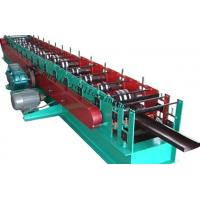 Hydraulic Punching And Cutting function of Steel C Purlin Roll Former Hydraulic Punching Machine Manufactures