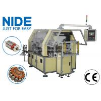 Full Automatic Double Flyer Rotor Armature Winding Machine 2.0KW 1500r/Min Manufactures