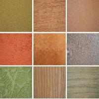 Quality Waterproofing Concrete Interior Wall Stucco / Exterior Stucco Paint , Cement Based for sale