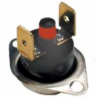 KSD301-P-A Bimetal Thermostat activated thermo thermostatically controlled switch 12v temperature Manufactures