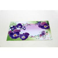 Perfect Binding A6 Pop-up Postcard Printing Services , Full Color Offset Printing Manufactures