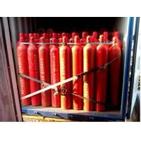 Methane gas/99.999% CH4 gas/compressed gas/fuel gas/40L bottle methane gas Manufactures