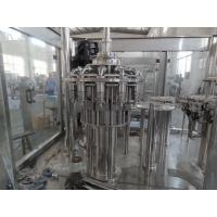 China Durable Flavored Water 3 In 1 Beverage Production Equipment 2200 X 2100 X 2200MM on sale