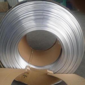Small Diameter 3003 Aluminum Tubing / Thin Wall Aluminum Tubing In Coil Manufactures