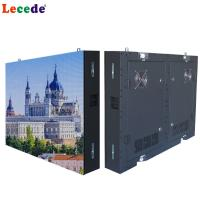 10MM Pixel Pitch Outdoor Fixed LED Display P10 10000pixel/㎡ Resolution Manufactures