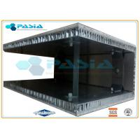 Granite Stone Honeycomb Panels For Luxurious Hotel Ceiling with U Shapes Manufactures