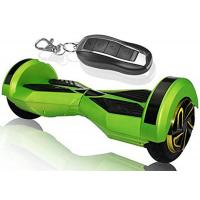 Quality Multi Function Two Wheels Self Balancing Electric Scooter 2 Wheel Hoverboard In Green for sale