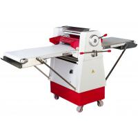 Reversible Floor Model Pastry Sheeter Dough Roller 2430*875*1230mm Food Processing Equipment Manufactures