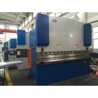Heavy Duty Hydraulic Bending Machine For Steel Sheet , Max Bending Length 3200mm Manufactures