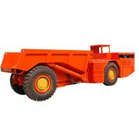 China 8 Ton Underground Coal Mining Wheel Dump Trucks Manufactures