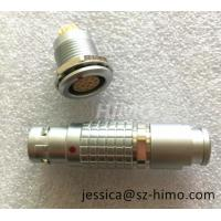 wholesale 14pin lemo compatible push pull 1B series electronic straight plug connector Manufactures