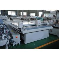 China Corrugated box die cutting machine 2500*1600mm 1700*1300mm 1300*1000mm cutting area on sale