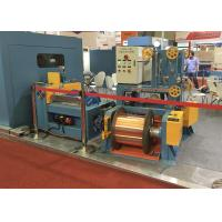 Spool Loading Wire Bunching Machine With Pintle Pay - Off And Separate Drive Manufactures