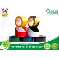 Electrical PE Warning Tape For Underground Soft Polyvinyl - Chloride Manufactures