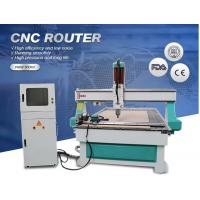 Well Compatibility CNC Router Wood Carving Machine Smooth And Clear Operation Manufactures