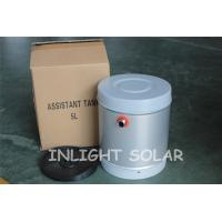 Low Pressure Solar Water Heater Parts , 5L PVDF Auxiliary Water Heater Manufactures